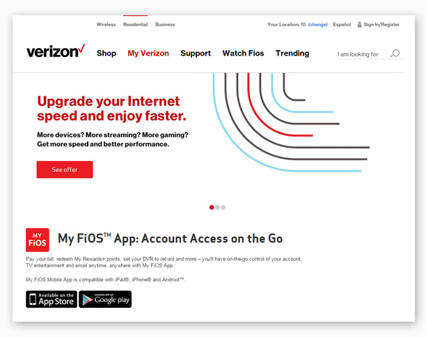 Case Studies for Verizon | FCS Learning Solutions